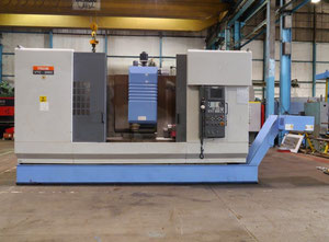 MAZAK VTC200C Machining center - vertical 4 axis