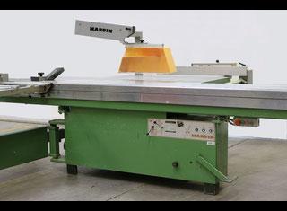 Chwalebne Używana piła formatowa Martin T 72 Maszyny używane - Exapro CH21
