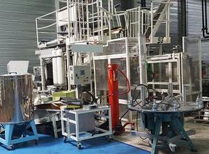 KAUTEX H10 . 3D Blasformenmaschine