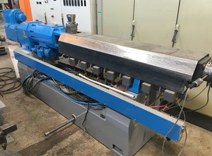 Leistritz ZSE 50 GL Extrusion - Twin screw extruder