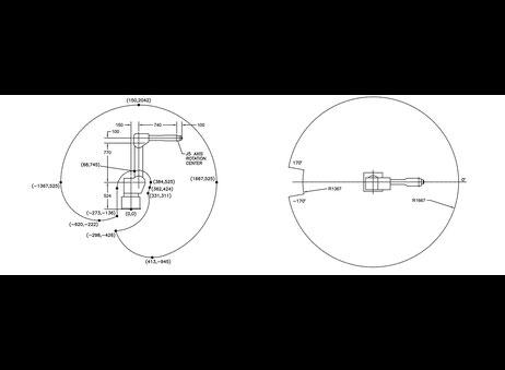 Fanuc Arc Mate 120ib Rj3ib Industrial Robot