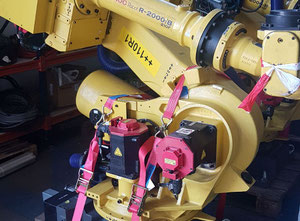 Fanuc R2000iB 210F R30iA Industrial Robot