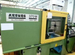 Arburg 100T 370 M 1000-250 P81108021