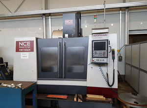 NCE VM1506H Machining center - vertical