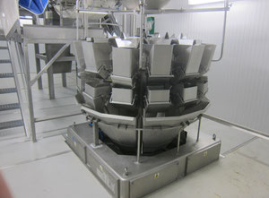 Ishida CCW-EM-214W-S/50-WP Multihead weigher