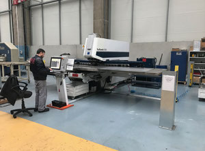 Trumpf TruPunch 3000 Punching machine