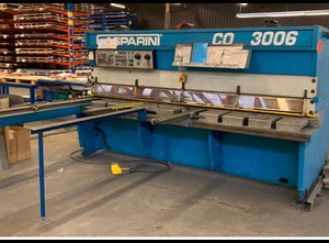 Guillotina Gasparini 3000 x 8 mm