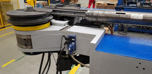 Unicorn ESK IB 40 Microstep CNC Profile bending machine - Exapro