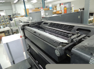 Used Heidelberg SM 52-5-P3-H Offset five colours