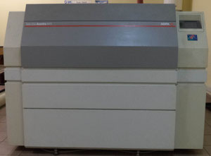 Agfa 44 OLP Avantra 44S computer to plate