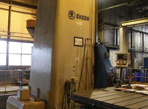 Skoda W10HC CNC Plattenbohrwerk
