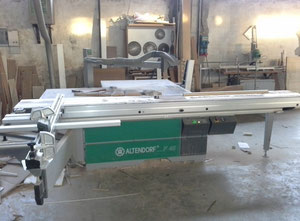 Altendorf F45 Wood saw