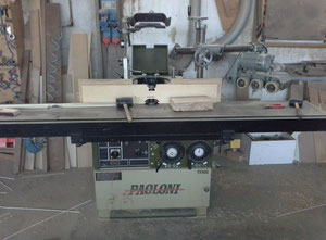 Paoloni TX145 L Used spindle moulding machine