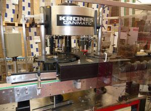 Krones Canmatic 073 Etikettiermaschine
