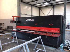 CISAILLE AMADA GPX 840 4000 x 8
