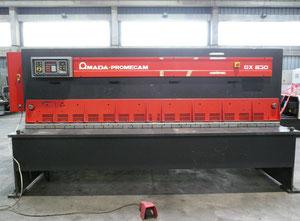 Amada GX 630 CNC Schere