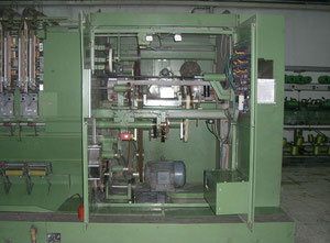 Suessen PLAYFILL Spinning machine