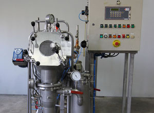 Alliance Baby Jsample high temperature jet dyeing