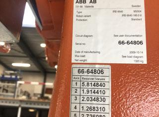 ABB IRB6640-185-2.8 P81113117