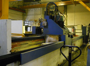 CNC Vertical Surface Grinding Machine
