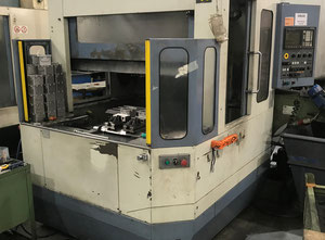 Centro de mecanizado paletizados Famup mcx 450
