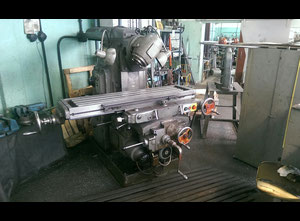 Kazalnik FU-320 Horizontal milling machine