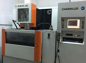 Agie Charmilles 440 CC Wire cutting edm machine