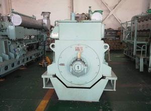 MAN 6L23/30H Generator