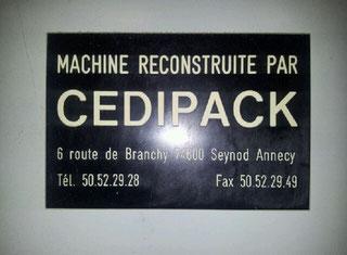 Cedipack FHB 106 P81115156