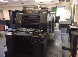 Heidelberg Gmbh Heidelberg printmaster  GTO 52 P81116004