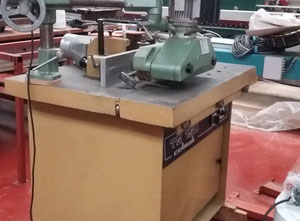 Celmak Ts 150 Used spindle moulding machine