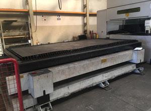 Machine de découpe laser Durma HD-F 4020