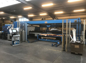 Machine combinée poinçonneuse-laser Finnpower LPE 5