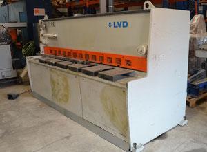 LVD HST-C 25-6 Гидравлические гильотинные ножницы