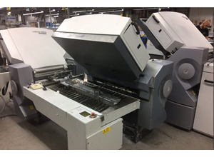 Heidelberg-Stahlfolder TH82/442 folding machine