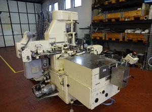 Corazza FB220 Wrapping, forming and cartoning machine