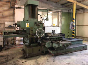 Tos Varnsdorf W 9 A Table type boring machine