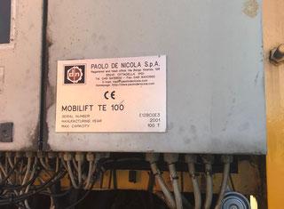Paolo De Nicola Mobilift TE100 P81121089