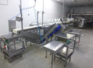 Linco COMPLETE CHICKEN FACTORY EQUIPMENT P81121195