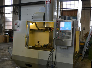 Haas VM-2HE Machining center - 5 axis
