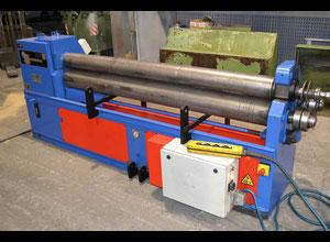 Silindir büküm makinası Casanova CH-03 2050x6