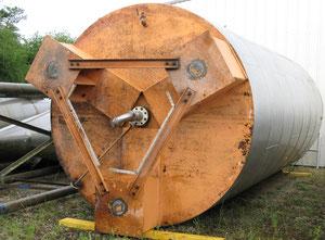 Goiseau 30 Agitated vertical tank 27 m3