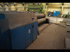 Roll bending machine XZCT 300/25