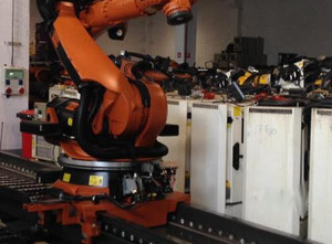 Robot industriel Kuka 150-2 ON TRACK