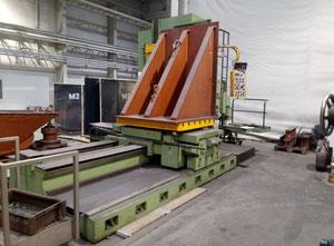 Zemin tipi borverk makinesi Dąbrowska Fabryka Obrabiarek AD115