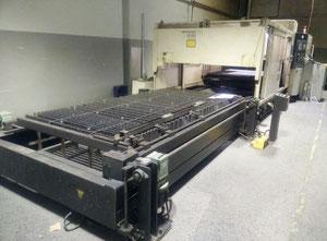 Řezačka - laserový řezací stroj Mazak Space Gear - 510 MK II