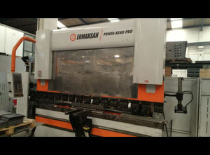 Ermak Power-Bend PRO 3100x135 Abkantpresse CNC/NC