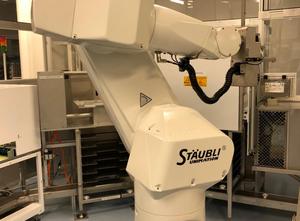 Robotica industrial Staubli RX170B