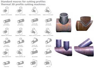 Máquina de corte por plasma / gas Stako 13000 MM Tube cutting