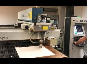 Feha 600 W laser cutting machine